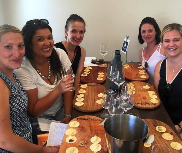 Looking for a fun girls day out? Hunter Valley