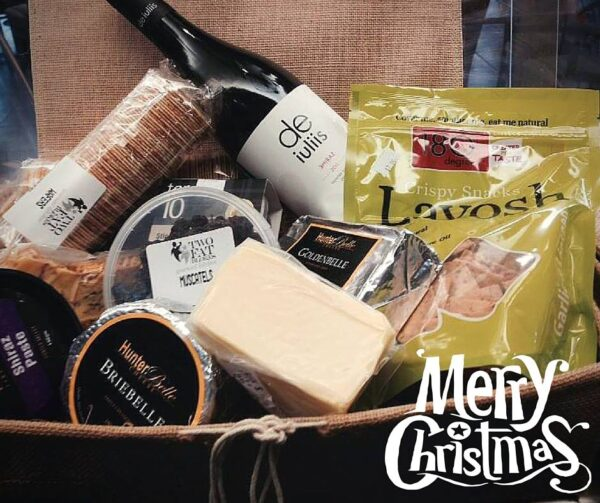 Gourmet Christmas Hampers Hunter Valley