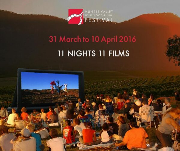 Friday 1st April – Outdoor Cinema feat. Lucky Miles Hunter Valley