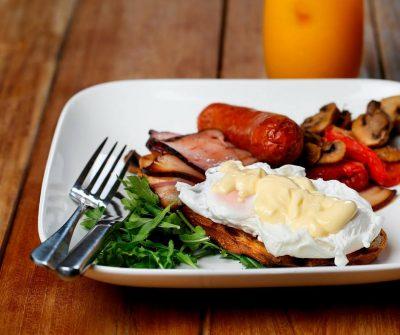 Good Value Hunter Valley Breakfast