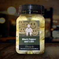 Labna – Black Pepper and Lime