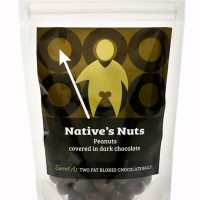 Native's Nuts – Peanuts covered in dark chocolate