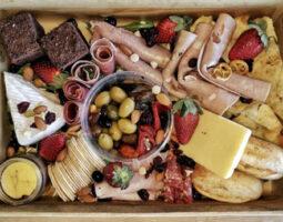 Antipasto Grazing Box for 2 - Picnic Packs - Two Fat Blokes