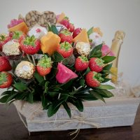 Cheese Bouquets a Gourmet Edible Gift