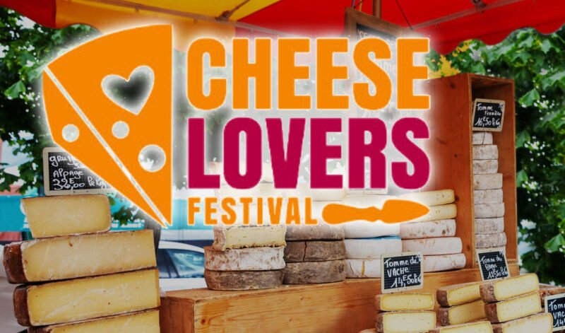 Cheese Lovers Festival 2017 Hunter Valley