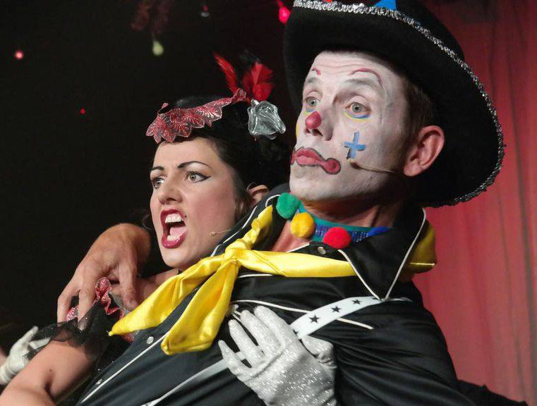 feastureyez cabaret night hunter valley