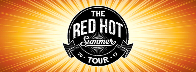Red Hot Summer Tour – 25th March 2017 Hunter Valley