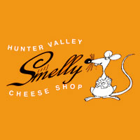 cheese tasting at Hunter Valley Smelly Cheese Shop