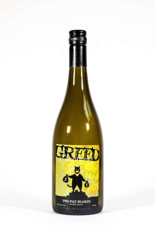 Chardonnay - GREED - Hunter Valley Gourmet Food & Wine Tasting - Two Fat Blokes